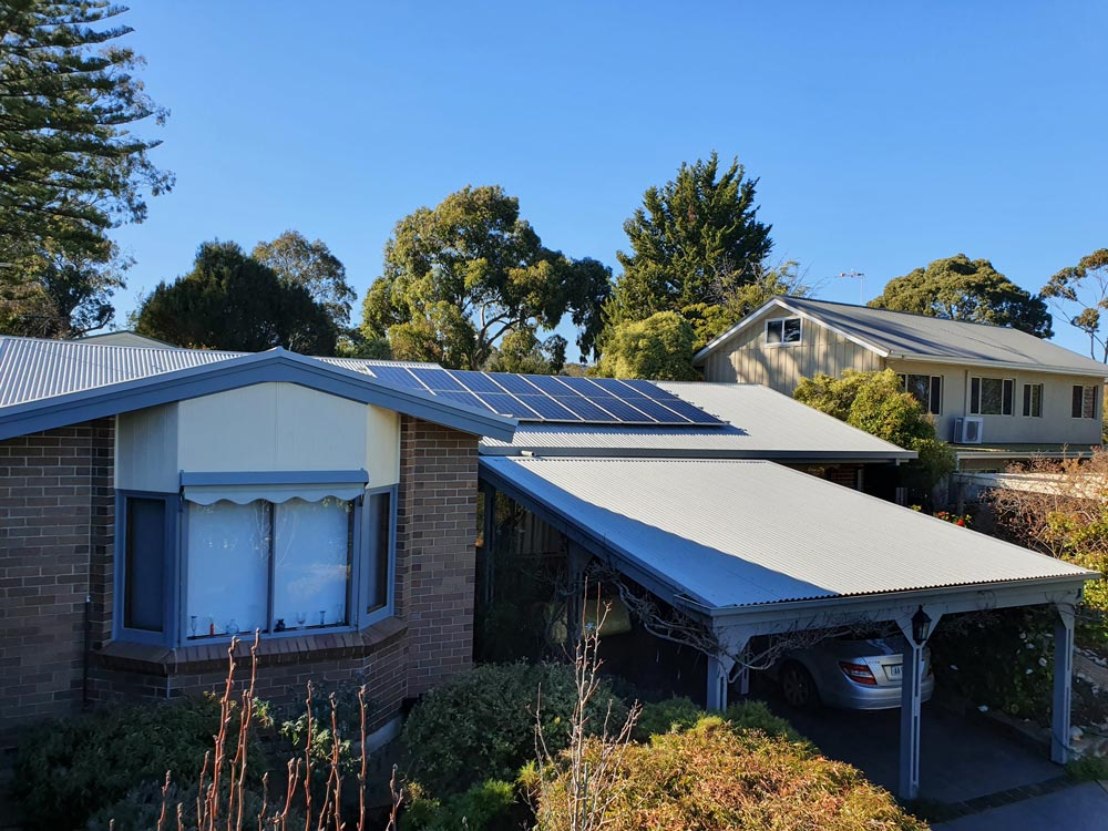 Roof Replacement – Tile to Colourbond Conversion