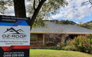cost of roof restoration in Adelaide