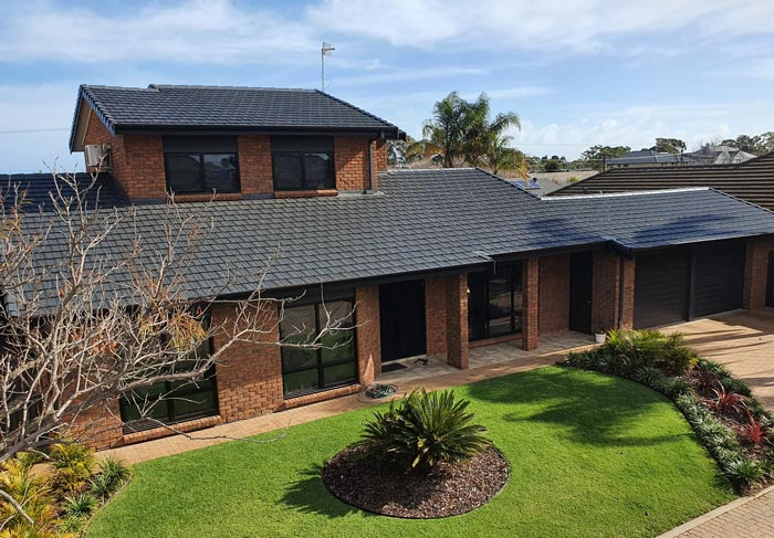 top quality roof restoration