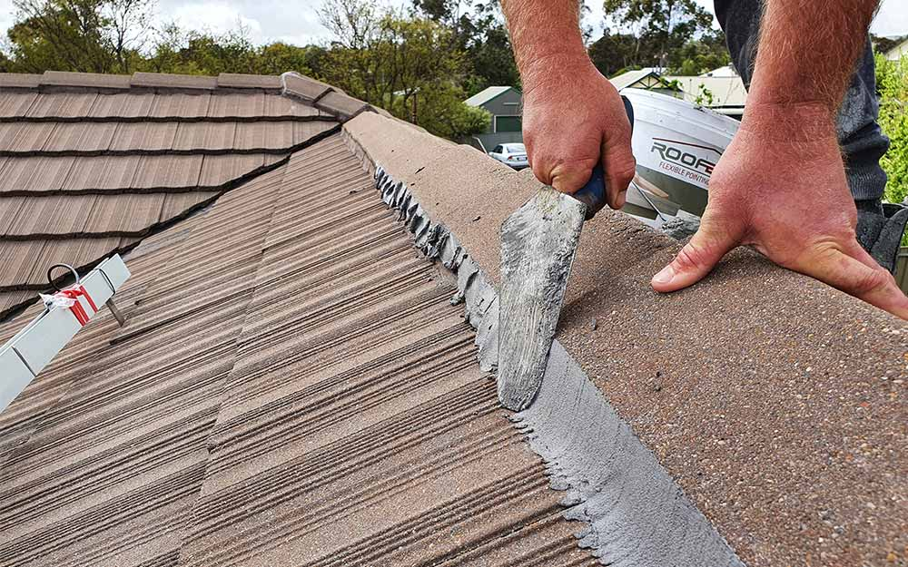 roof restoration roof replacement